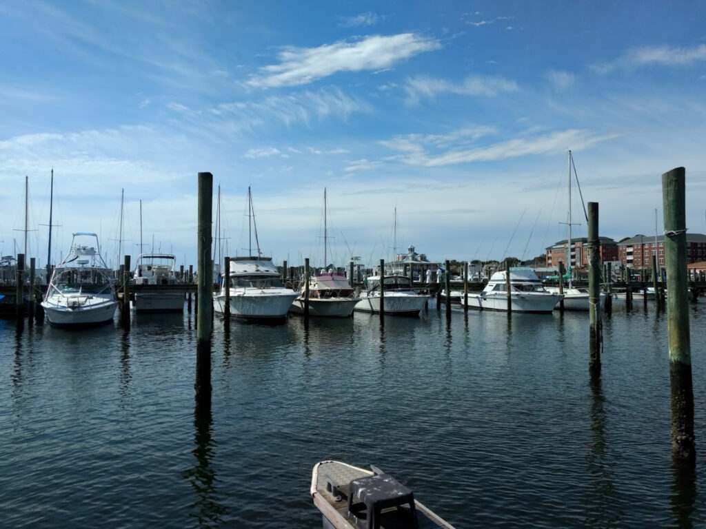Little Creek Marina